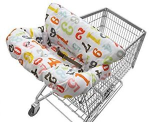 Cart and high chair cover