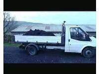 Full loads of manure delivered!