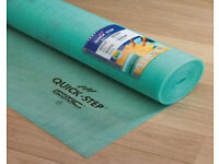 Quick-Step Flooring Uniclic Underlay Foam 3mm thinkness (15m² roll)