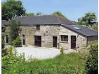 Cornwall 4 bed holiday cottage Easter Hols 1-8 April bargain rates