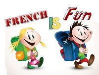 Fun French tutor to get your kids ready for school!