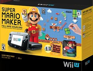 Wii U full gamer kit!