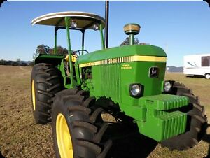 TRACTOR 100HP  JOHN DEERE  3140 4WD 6CYL DIESEL MECH A1 Gloucester Gloucester Area Preview