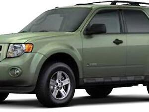2009 Ford Escape Hybrid SUV