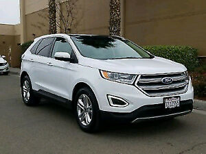 2017 Ford Edge SEL AWD Lease Takeover ($219 bi-wkly, $1000 cash)