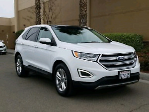 2017 Ford Edge SEL AWD (lease takeover)
