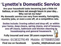 Lynettes Domestic Services