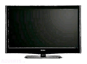 Hisense 32 inch flat screen 1080p LCD HDTV works perfectly in