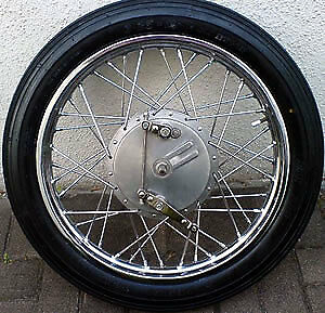 Looking for spoked motorcycle rims