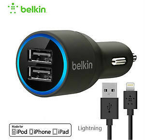 Belkin Iphone 6 car charger still in box
