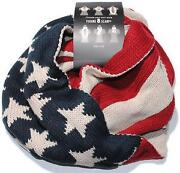 Stars and Stripes Scarf