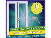 UPVC French Door 1220x2150 Used