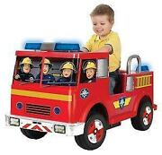 Fireman Sam Ride On