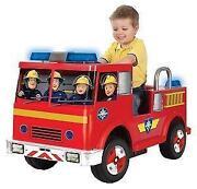 Fireman Sam Ride On