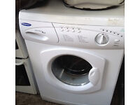 Hotpoint WMA50 6kg 1000 Spin White Washing Machine 1 YEAR GUARANTEE FREE FITTING