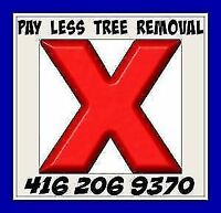 Tree Removal 416-206-9370