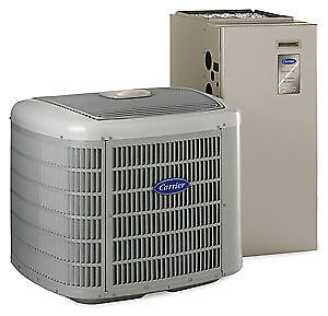BRAND NEW HIGH EFFICIENCY FURNACES AND AIR CONDITIONERS