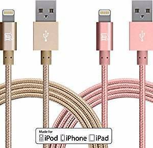 High Quality Braid Durable Phone Cable Charger For IOS & Android Forrestdale Armadale Area Preview