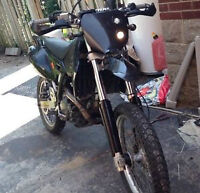 Reduced ! For quick sale 2001 Drz400s dual sport must go