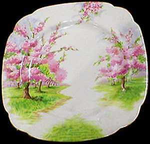"1940's-50's Royal Albert ""Blossom Time"" China"