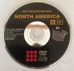 toyota navigation dvd ebay. Black Bedroom Furniture Sets. Home Design Ideas