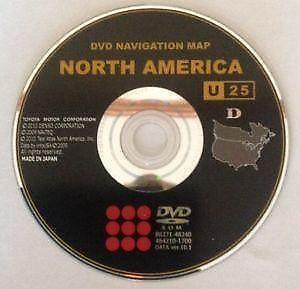 Toyota Navigation Dvd Ebay