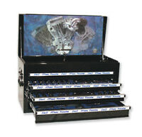 S&S Cycle Limited Edition Tool Chest & Tools