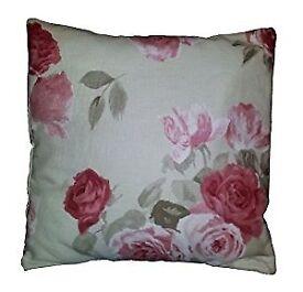 Next Vintage Rose Cushion 16 x 16