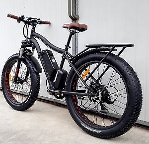 NEW FAT EBIKE 48V/500W Fat Electric Bicycle all-season & terrain