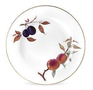 Royal Worcester Evesham Dinner Plates