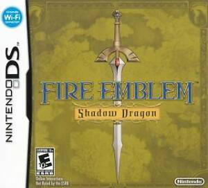 Looking for / Cherche Fire Emblem Shadow Dragon Nintendo DS