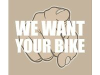 New and Used Bikes Wanted