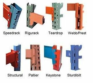 FREE PALLET RACK IDENTIFICATION CHART. PALLET RACKING GUIDE Kitchener / Waterloo Kitchener Area image 1