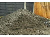 Free quality top soil