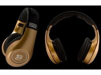 High Definition Noise Canceling Headphones (Gold) Soul by ludacris