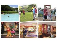 Static caravan for sale in Newquay Cornwall on friendly quiet park close to beaches.