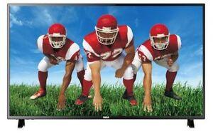 "LED TV-55"" 4K ULTRA HD -INBOX WITH WARRANTY- $349.99"