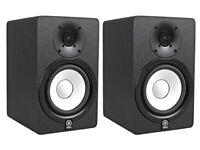 Pair of Yamaha HS50 Monitors - Fantastic Speakers!