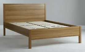 John Lewis Double Bed (Value Kirby Bedstead from JOHN LEWIS)