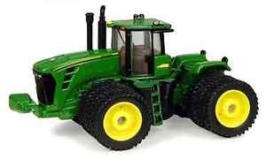 ERTL 1:64 JOHN DEERE 9430 Tractor w/ triples!!  ON SALE!