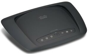 Linksys X2000 300 Mbps 3-Port 10/100 Wireless N Router