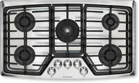 """Electrolux EW36GC55GS 36"""" Gas Cooktop with 5 Sealed Burners"""