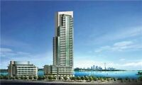 Brand New Waterfront Luxerious condo
