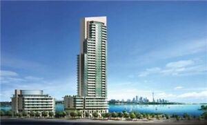 Luxury Waterfront Ocean Club Condo, Offering Open View Of Lake