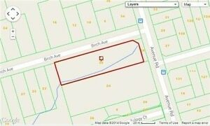 Land for Sale at Avenue/Birch in Richmond Hill (Code 330)
