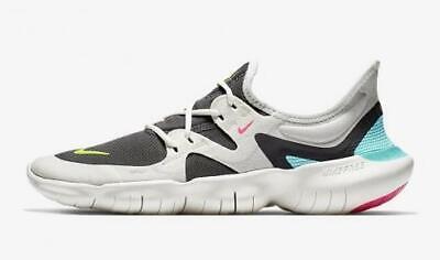 BNIB WMNS Nike Free RN 5.0 Black/Grey Trainers Size UK 4