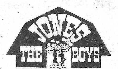 The Jones Boys Store