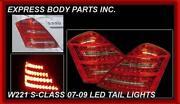 Mercedes Benz s Class Tail Light