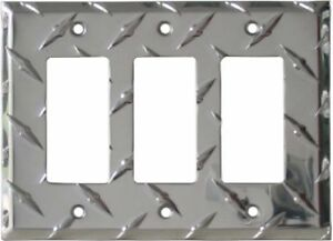 Triple Switch Plate Cover 33