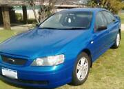2005 Ford BA XT MKII Falcon Sedan, $4400!!! Low kms, registered! Willetton Canning Area Preview
